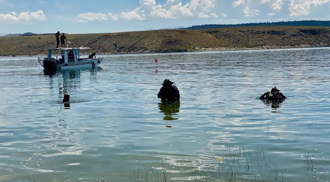 Bishop Resident Drowns in Crowley Lake