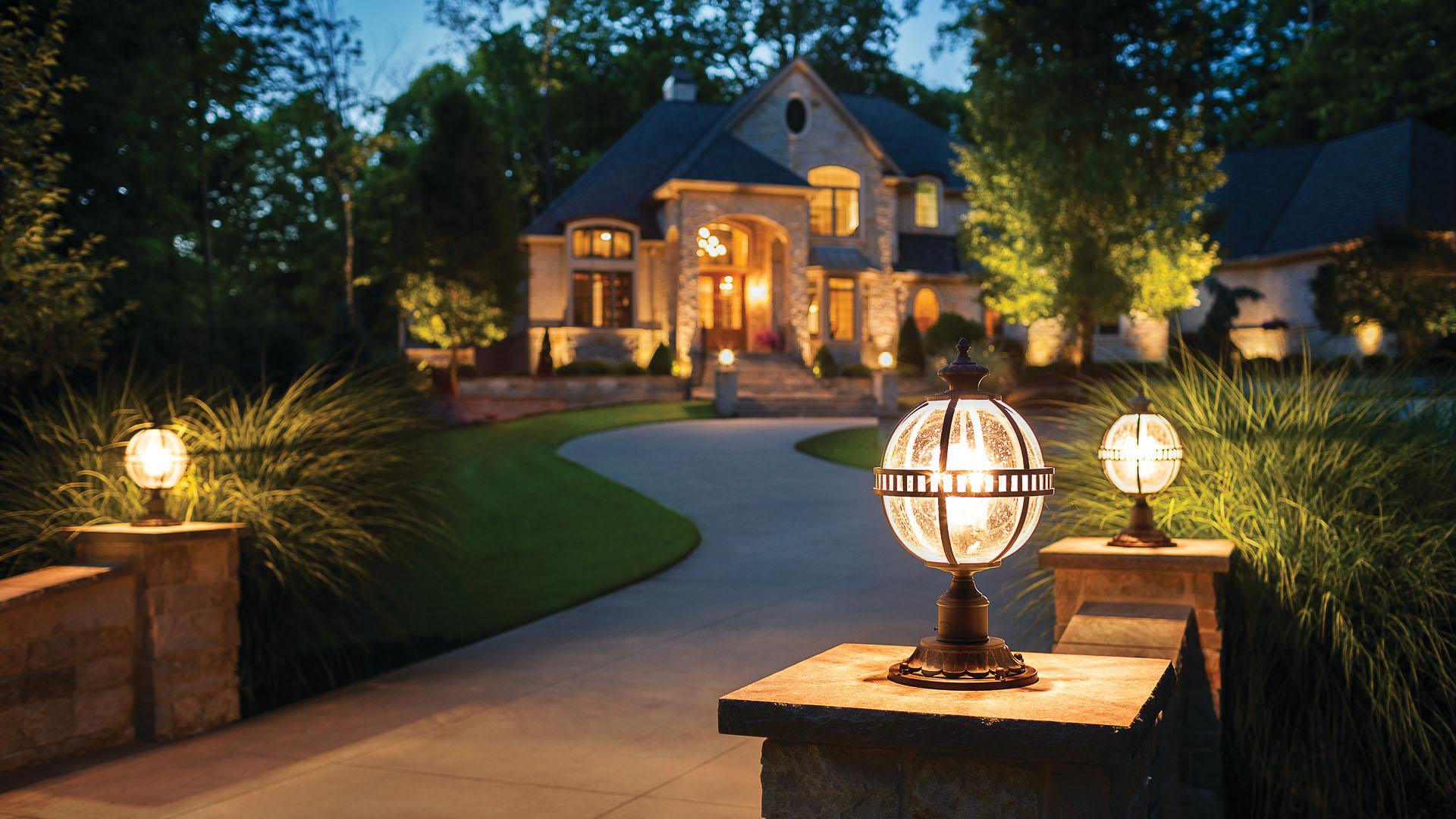 outdoor lighting guide kichler lighting