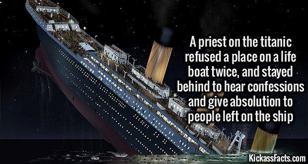 1853 Titanic Sinking