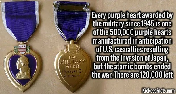 1864 Purple Heart
