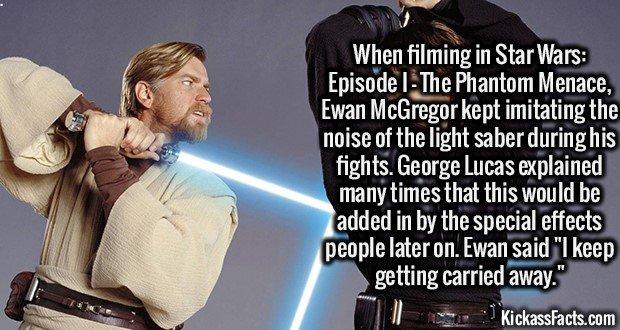 1880 Ewan McGregor Star Wars