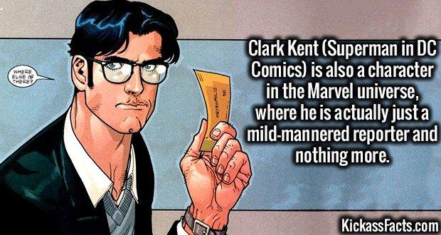 1955 Clark Kent Marvel