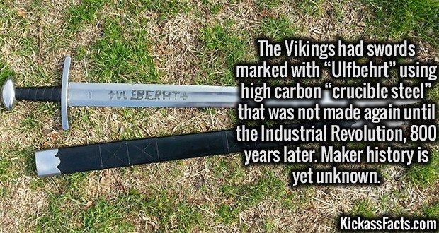 1964 Ulfberht Viking sword