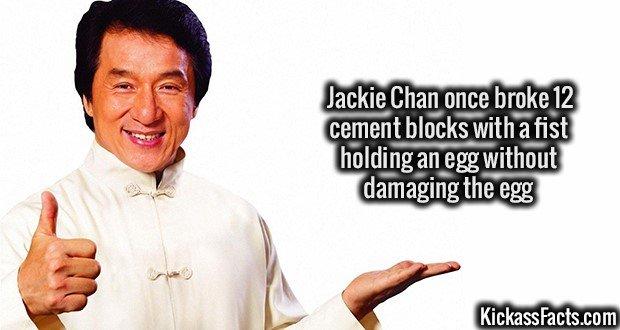 1965 Jackie Chan