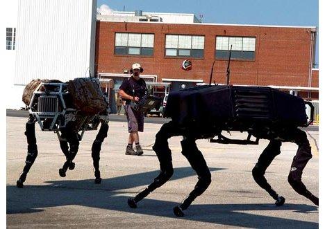 pentagon-multi-robot