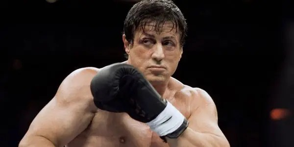 Sylvester Stallone Rocky