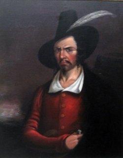 portrait said to be of Jea Lafitte