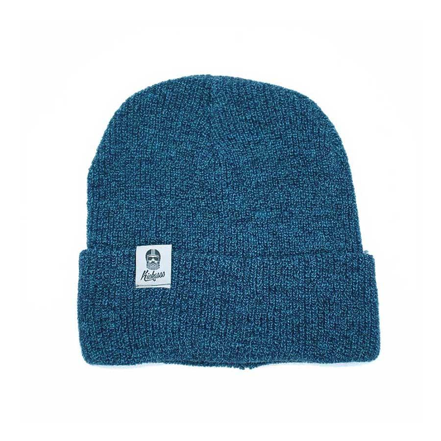 Bonnet Kickasss Classic (heather blue)