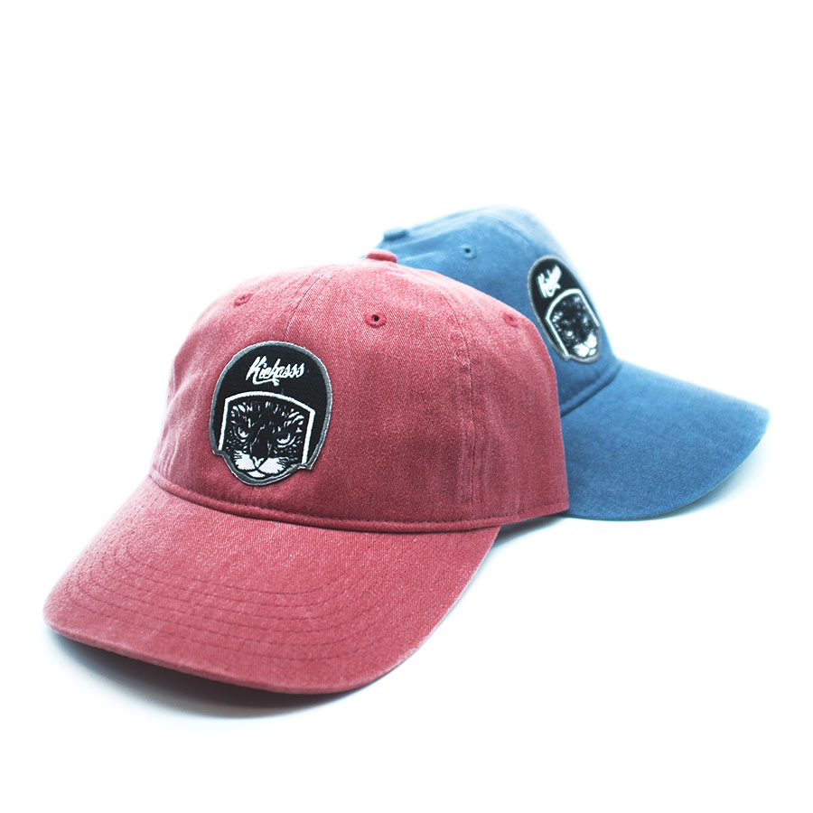 "Casquette ""Dad Hat"" Kickasss Cool Cat"