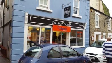 The Bake Hous restaurant exterior