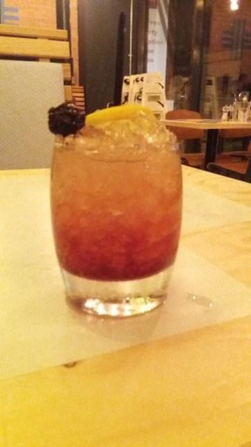 sweet...bramble cocktail
