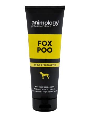 fox poo