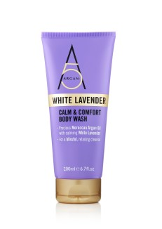 Argan White Lavender Body Wash