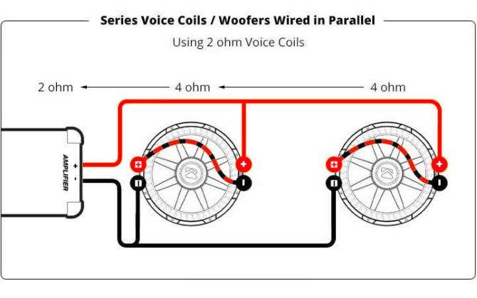 subwoofer speaker  amp wiring diagrams  kicker®
