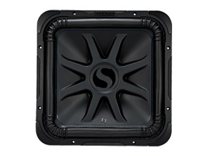 SoloBaric L7S 15 Inch Subwoofer | KICKER®
