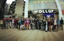 WOLLUP Happy New Year 2014欢聚新年滑板交流赛