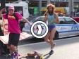 不如跳舞!纽约街头的滑板舞蹈