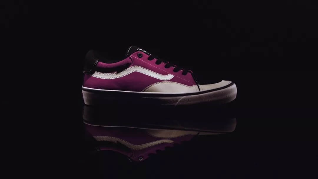 (Vans TNT Advanced Prototype,玫红色)