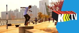 """KTV – 张虎滑板纪录片""""DAY LIKE THIS"""",享受滑板的日子"""