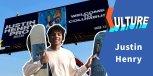 从 Justin Henry 荣登广告牌学习:如何成为一名职业滑手