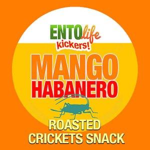 Edible Crickets Flavor Mango Habanero