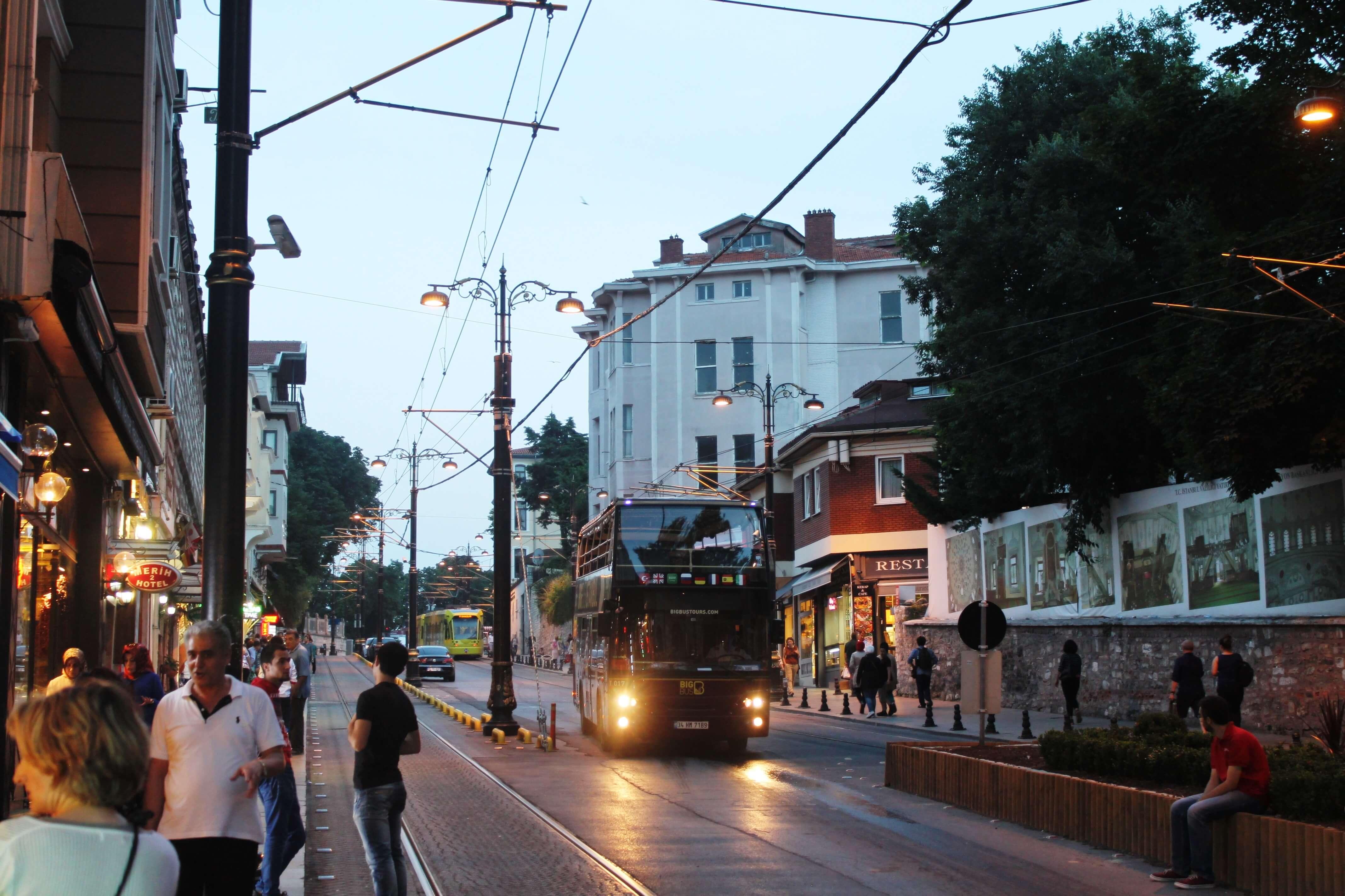 Alemdar Street_Istanbul