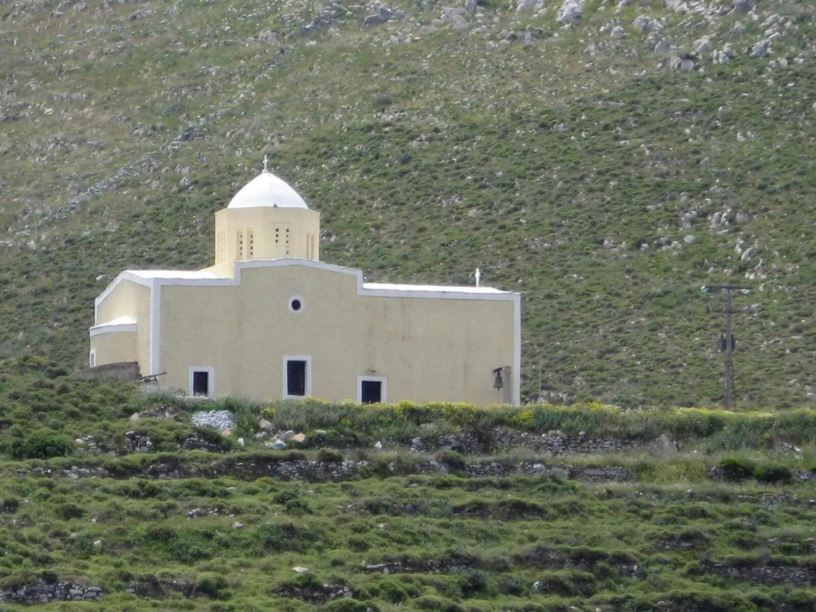 Agia Triada-Vatheia to Kokkinogia -Mani-Laconia-Peloponnese