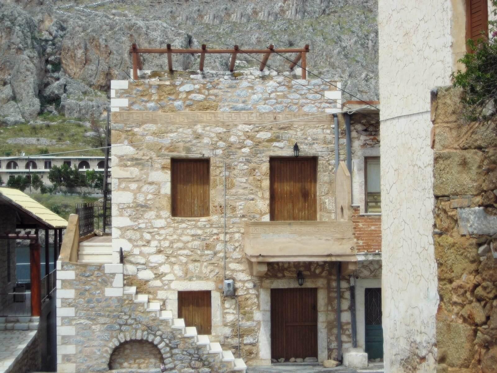 Gerolimenas-Oitylo-Mani-Laconia-Peloponnese
