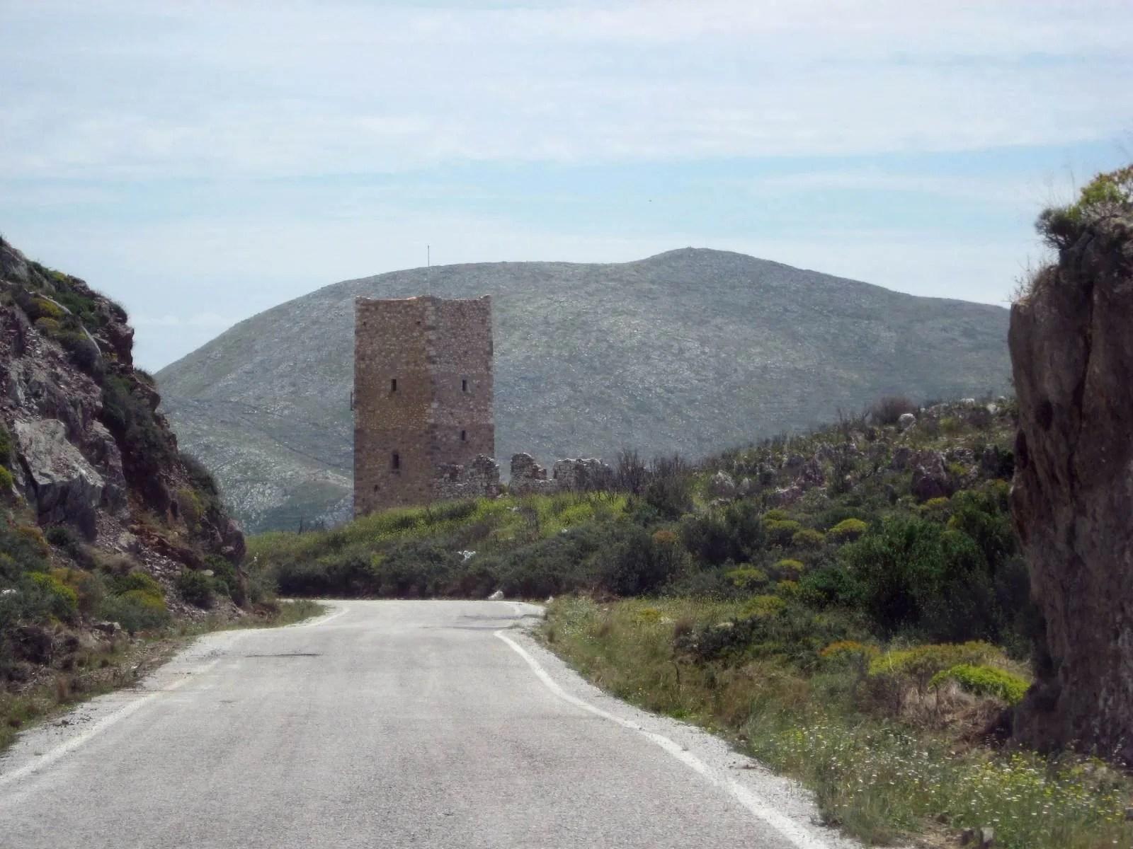 Gerolimenas to Porto Kagio-Mani-Laconia-Peloponnese