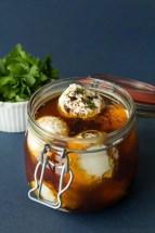 Yogurt Cheese Balls @The Healthy Cook