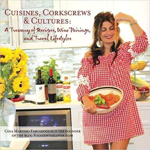 Book Cover: Cuisines, Corkscrews & Cultures