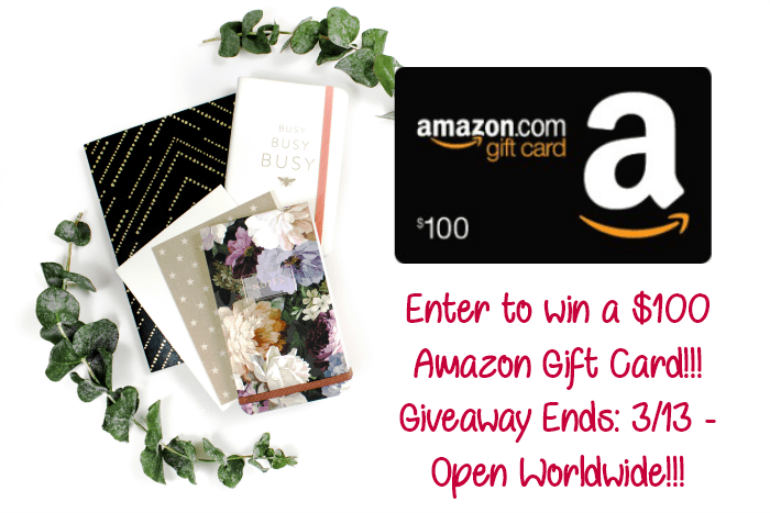 Giveaway Promote $100 Amazon Gift Card Giveaway Event