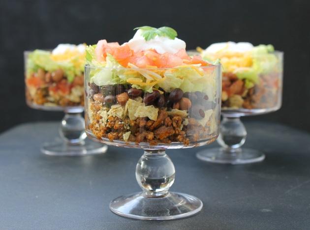 6 layer taco salad