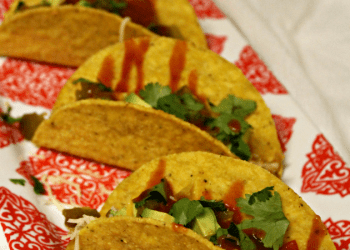 Crockpot Shredded Pork Tacos