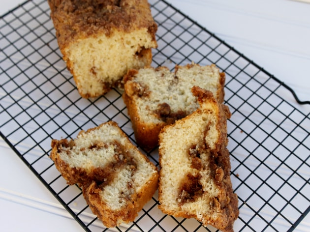 Gluten Free Cinnamon Bread