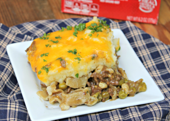 Hamburger Shepherds Pie Recipe