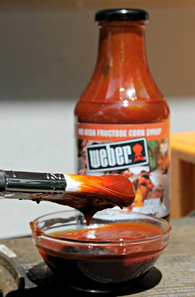 weber sauces