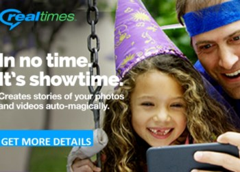 Storing Family Photos Is Simple With #RealTimes