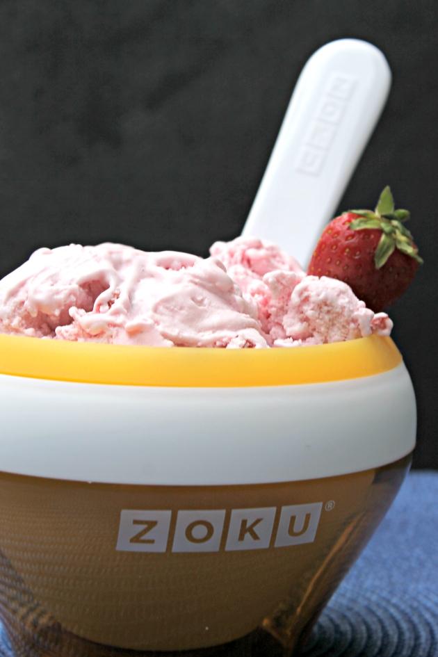 Brownie Ice Cream Sandwich Recipe Zoku