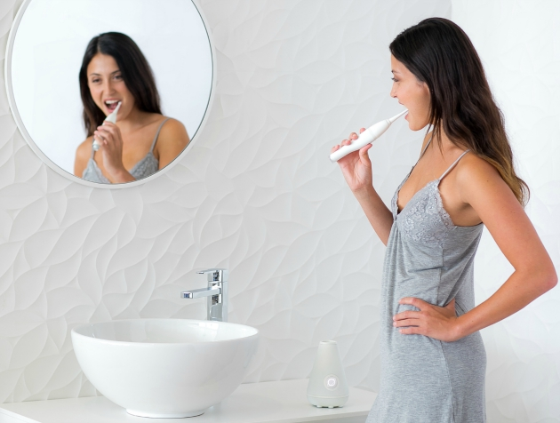 Aura Clean system Steps To Better Dental Health