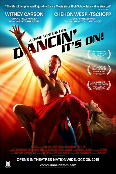 Get On Your Feet For Dancin' It's On! #DancinItsOn #premiere