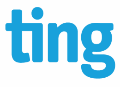 High Cell Phone Bills Ting Logo