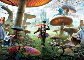 Exclusive Alice Through The Looking Glass Teaser Trailer! #DisneyAlice