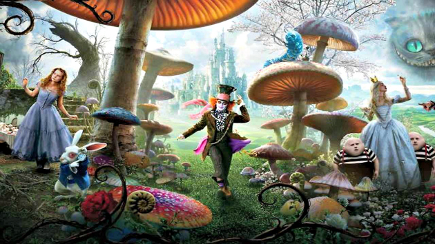 Alice Through The Looking Glass 3