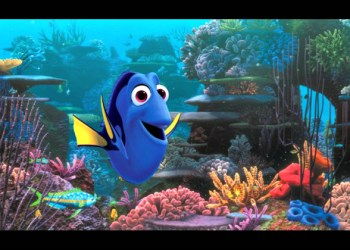 Disney Pixar's Finding Dory Teaser Trailer And Poster #FindingDory