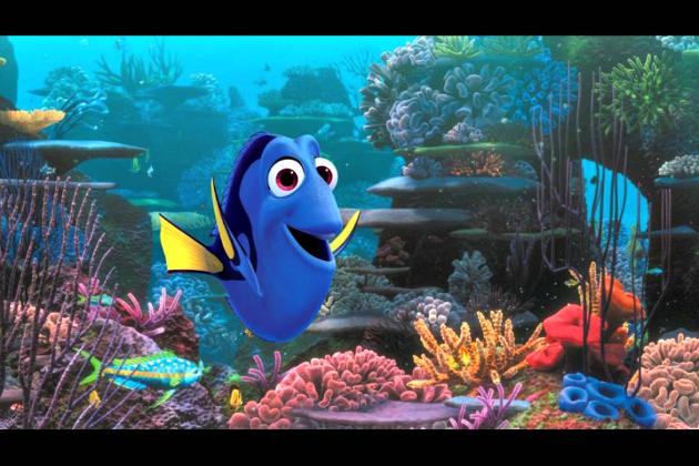 Finding Dory Teaser Trailer 1