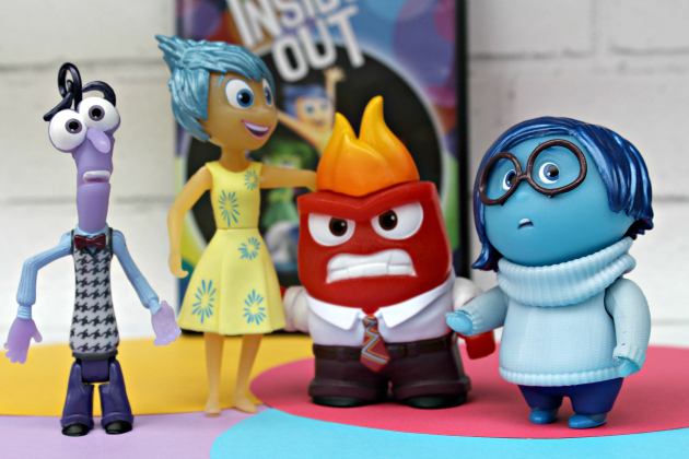 Helping Kids Express Emotions Through Play #InsideOutEmotions 2