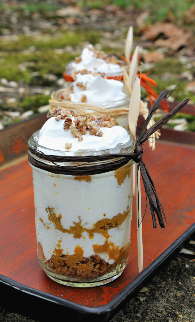 Copycat Red Lobster Pumpkin Pie In A Jar 2