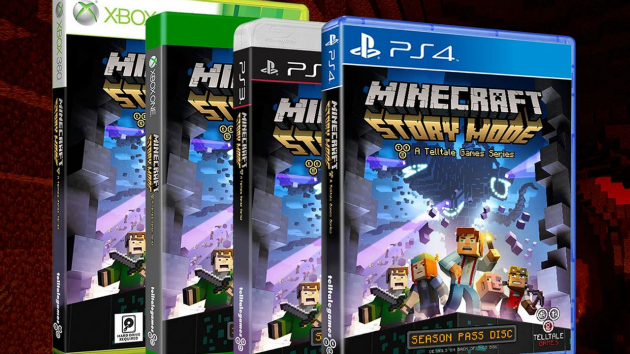 Minecraft Story Games