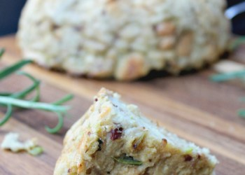 Homemade Bakery Bread And Herb Stuffing